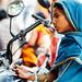 Woman Begging for Rupees, Baldeo India