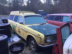 Volvo 145 Express (Older and rare cars in Norway) Tags: volvo 145 swedish car spotting express