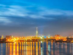 Brightest night (rsvatox) Tags: night colours bluehour citylights illuminations city nightphotography evening sailtpetersburg saintpetersburg leningradoblast russia ru