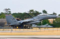McDonnell Douglas F-15 E Strike Eagle - 91-0310 - 91-310/LN | 48 FW/494 FS (Clément W. - Jet 4U Aviation Photography) Tags: mcdonnell douglas strike lakenheath f15 e eagle 910310 91310ln | 48 fw494 fs egul lkz