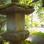 at Nitobe Garden thumbnail