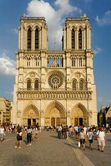 Notre Dame cathedral (abtabt) Tags: france paris church cathedral catholiccathedral architecture parisbanksoftheseine worldheritage notredame notredamedeparis d70028300