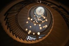 Around and Around at Heals (Neyol) Tags: heals stairwell spiral stairs