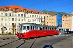 M260.001 (Tomáš Vyplašil) Tags: stříbrný šíp brno poříčí vlak v ulicích