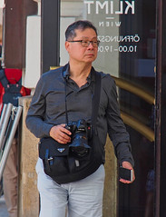 rare camera (try...error) Tags: man tourist asian leica s sl street streetphotography urban people person downtown c clux