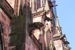 Vacances_0570 (Joanbrebo) Tags: freiburgermünster freiburg freiburgimbreisgau de deutschland badenwürttemberg catedral church esglèsia iglesia eglise canoneos80d eosd autofocus gargola gargoyle efs1855mmf3556isstm