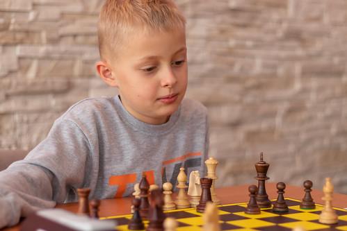 Grand Prix Spółdzielni Mieszkaniowej w Szachach Turniej VII-109