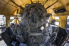 na palubě (Zdenek Papes) Tags: zdenek papes budapest train lokomotiva lok locomotive steam dampflok dampf