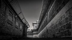 Day 3 The Great Escape... (robdando) Tags: gloucesterprison wall prison nikon robdando