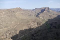 Gran Canaria landscape Canary Islands Spain (roli_b) Tags: gran canaria grancanaria nature natur landscape landschaft mountains berge valle tal täler oase oasis islas canarias 2018 spain san bartolome de tirajana