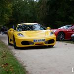 20181007 - Ferrari F430 - N(2902) - CARS AND COFFEE CENTRE - Chateau de Chenonceau thumbnail