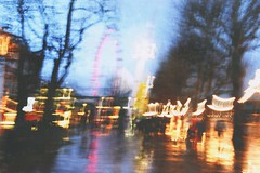 london eye (Anna Grimsey) Tags: street icm oof blur londoneye london