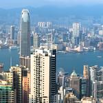 Vista desde Victoria Peak, Hong Kong. thumbnail