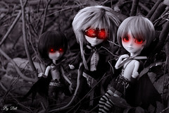 Happy Halloween!! (♪Bell♫) Tags: taeyang albireo isul neko mao halloween vampire doll groove