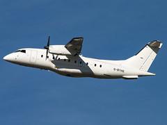Loganair | Dornier 328-110 | G-BYHG (Bradley's Aviation Photography) Tags: d328 dornier328 dornier328110 gbyhg loganair nwi egsh norwich norwichairport canon70d