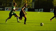 Elise Kellond-Knight, Elin Rubensson (Rafu2018) Tags: hammarby göteborg kgfc damallsvenskan