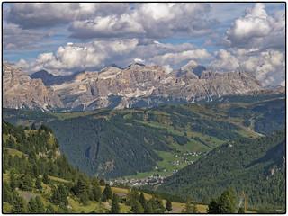 Day 12 • Dolomiten, Grödnerjoch, Kolfuschg