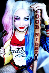 Harley Quinn by Sarina Rose (Sarina Rose) Tags: harleyquinn suicidesquad joker badman batman girl women cosplay cosplayer cosplaymodel fashion photography