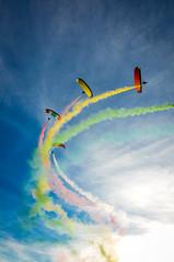 Balloons Festival - Ferrara (Valdy71) Tags: sky fly color festival ferrara balloon nikon valdy
