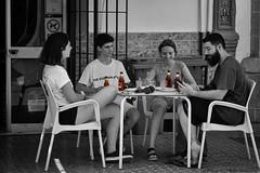 Botellín - SEVILLE 18' (The ShortShifter) Tags: bottle botellín cerveza cruzcampo