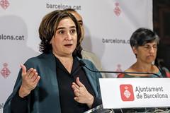"Reunió Sindicala amb l'Alcaldessa 06 • <a style=""font-size:0.8em;"" href=""http://www.flickr.com/photos/53048790@N08/44043773730/"" target=""_blank"">View on Flickr</a>"