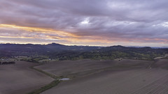 McMinnville Sunset (pbandy) Tags: oregon nature sunset mcminnville landscape yamhill drone