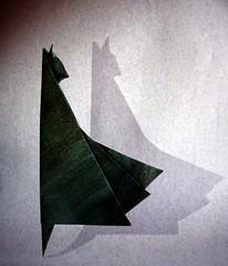 Dark Knight - João Charrua (Rui.Roda) Tags: origami papiroflexia papierfalten dark knight joão charrua