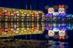 Disney Tsum Tsum Mid-Autumn 'Celebration of Love' (BP Chua) Tags: vivo vivocity singapore mall nikon df reflection colours midautumn lantern night mickey minnie disney tsumtsum tsum