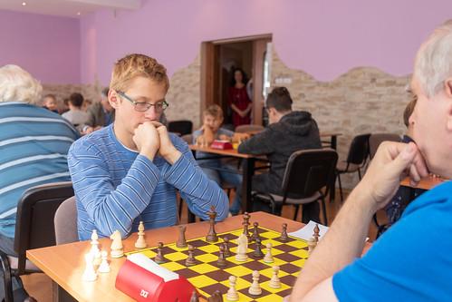 Grand Prix Spółdzielni Mieszkaniowej w Szachach Turniej VII-96