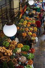 Inside Mercado dos Lavradores (orkomedix) Tags: canon 6d 24105l madeira portugal island funchal market mercado dos lavradores color indoor fruit
