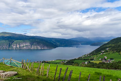 Utvik - Norway (Melvin Debono) Tags: utvik norway is village stryn municipality sogn og fjordane county the located southern shore nordfjorden melvin debono canon 7d nature photography travel verlo