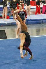 132A2587 (Knox Triathlon Dude) Tags: 2016 isu gymnastics leotard leotards sports usa illinoisstateuniversity women female college university legs thighs leotardo レオタード 레오타드 леотард костюмакробата