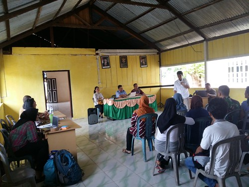 Presentation about Issue and Problem in Santigi