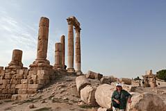 P1020710 (72grande) Tags: jordan amman citadelamman citadel templeofhercules