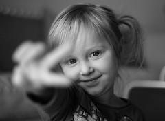 Peace! (howesyourphoto) Tags: blackandwhite fuji 7artisans manual focus