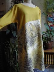 robe jaune japan