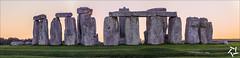 Stonehenge, Wiltshire (Stuart-Saunders) Tags: stonehenge wiltshire england wonder panorama henge sunset evening rocks night grass nikon d610 fx fullframe pano