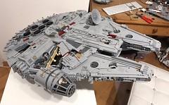 Falcon v2.0 WIP (Marshal Banana) Tags: