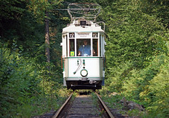 Tourist Tram in Wuppertal / Tramway touristique à Wuppertal 🇩🇪 (CHABOT Christophe) Tags: bergischemuseumsbahnen wuppertal kohlfurth gebrschöndorff bmb tram tramway strasenbahn touristischestrasenbahnvonwuppertal tramwaytouristique tramtouristique
