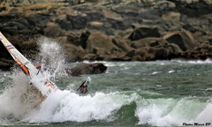 Photos Marco BP (36) (marcbihanpoudec) Tags: plancheàvoile porspoder vent presquiledesaintlaurent vagues