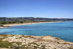 Son Bou (Roberto Marinoni) Tags: sonbou spiaggia beach minorca menorca baleari balearicislands mare sea marmediterraneo mediterraneansea