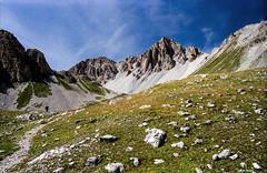 Tignes, French Alps