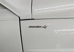 SAAB Monte Carlo V4 (daj333) Tags: motorclassica saab montecarlo v4 badge melbourne leica m9