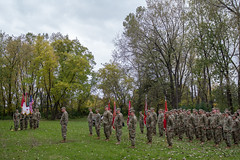 181013-A-PC761-1062 (416thTEC) Tags: 372nd 372ndenbde 397th 397thenbn 416th 416thtec 863rd 863rdenbn army armyreserve engineers fortsnelling hhc mgschanely minneapolis minnesota soldier usarmyreserve usarc battalion brigde command commander commanding historic