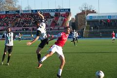 17-12-2017 (Rimini Football Club) Tags: calcio calciatori seried sport soccer passione riminifc romagna rimini fairplay