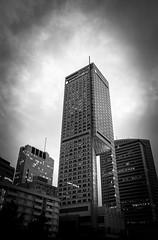[PL] Architecture #3 (Picowatt) Tags: warszawa varsovie canon eos 70d noiretblanc blackandwhite nb bw tower continental 1755mm