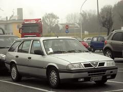 Alfa Romeo 33 Sportwagon 1.7 i.e. 1992 (LorenzoSSC) Tags: alfa romeo 33 sportwagon 17 ie 1992