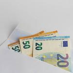 Money in envelope thumbnail