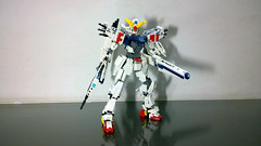 LEGO Gundam F91 (demon1408) Tags: f91 mobile suit gundam kidou senshi arno seabook movie figure mecha robot model kit lego technic herofactory brick bionicle creation moc 160