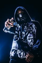 LUIS FERNANDO (B.locus) Tags: street rua arte grafite noite spray rap hip hop